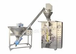 Quad Seal Pouch Packing Machine