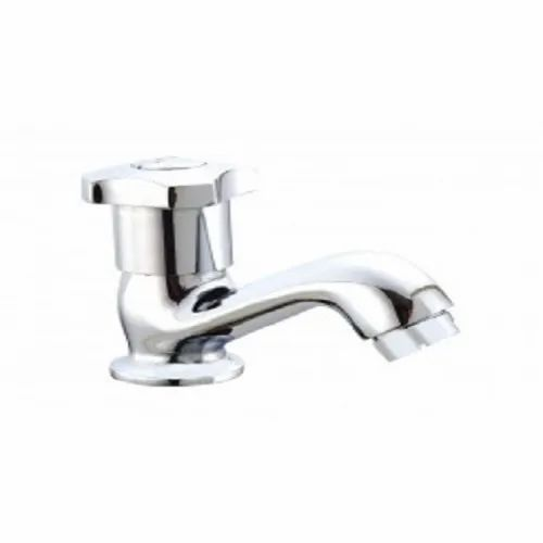 Brass Cp Pillar Cock Omco For Bathroom Fitting Number Of Handles 1 Rs 790 Piece Id 22643213255