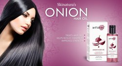 Skinatura Onion Hair Oil, For Personal