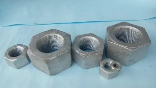 """2H Hex Nuts 2.5"""""""