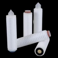 PP Pleated Micron Filter Cartridges 10