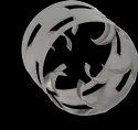 Metalic Pall Rings