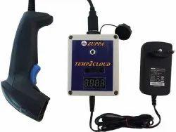 Walk Through Body Temperature scanner - Zuppa Only Make In India