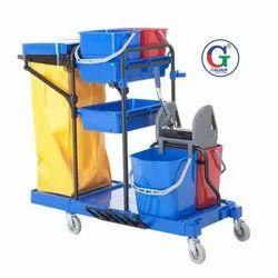 Housekeeping Janitor Cart