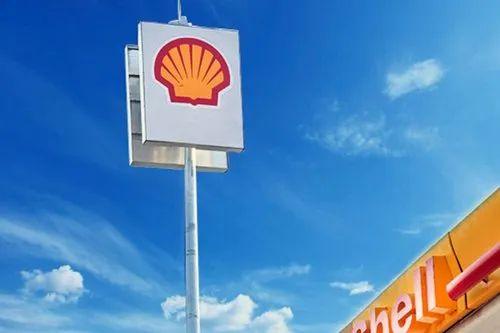 Signage Pole