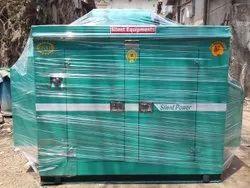 For Industrial 25 kVA Bajaj M Self Start Soundproof Diesel Genset