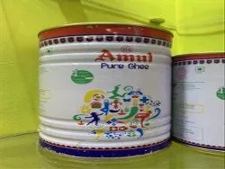 Dairy Room Temprature Amul Pure Ghee, For Cooking, 1 kg