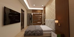 Home Decorative Design, For Residential, Size: 100 Sqft