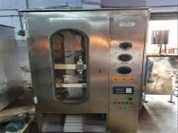Cow Ghee Pouch Packing Machine