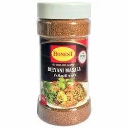 Honest Biryani Masala, Packaging Size: 100 g, Packaging Type: Bottle