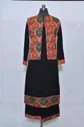 5014 Ladies Kurti With Palazzo