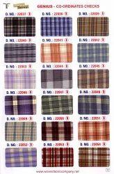 22039 School Uniform Shirting Fabric