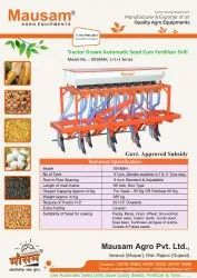 Mausam Agro Multi Crop Seed Cum Fertilizer Drill