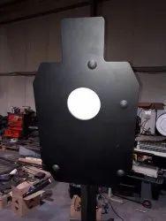 IDPA Steel Target Heavy Duty