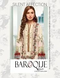 Baroque Lawn Collection-2020 Pakistani Style Suits Catalog
