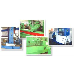 Spare Parts & Accessories CNC Machine Retrofitting Service