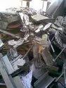 Hydraulic Compactor for Sheet Metal Scrap