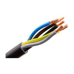 Electric Power Cable, 4 Core