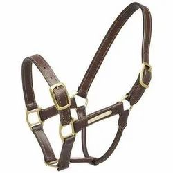 Buffelo Leather Horse Halter, Single Packed