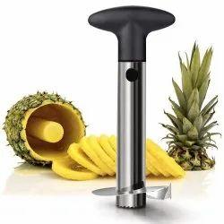 Stainless Steel Pineapple Cutter And Fruit Peeler Corer Slicer Kitchen