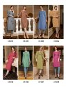 Lymi Originals Vibrant Silk Rayon Straight Kurti Catalog
