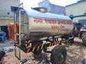 SS Water Sprayer Tanker