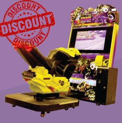 Bike Racing Arcade Game Machine - Man X TT Single Player 32