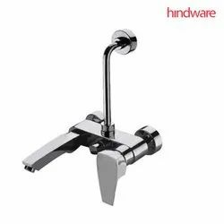 Hindware Avior Wall Mixer With Over Head Shower Provision, For Bathroom Fitting