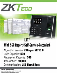 ZKTECO LX - 17
