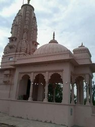40 Ft Sandstone Temple