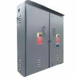 Stainless Steel Rectangular MSCB Panel Box