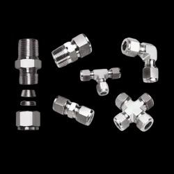 SS 316L Ferrule Fittings
