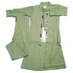 Jorik Hosiery Plain Ladies Western 3 Piece Dress, Size: XL, XXL