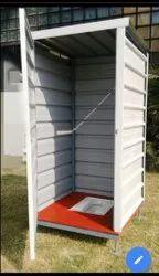 Steel Prefab Mobile Bio Toilets
