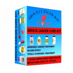 Arogya Cancer Kit, 1 Kg, Ayurvedic Tablets And Capsules