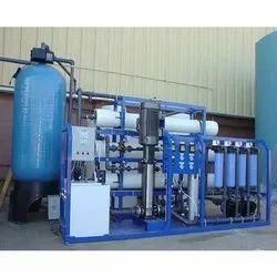 Pressurizer Mild Steel Industrial Ro Water Filter Plant System, Model Name/Number: WTEIT0002