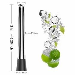 Stainless Steel Mojito Muddler