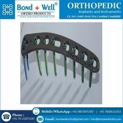 3.5 mm Orthopedic Implants Distal Humeral Locking Plate