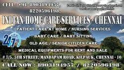Care Giver Agency 24/7 In Kilpauk