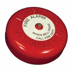 M S Body Red Sprinkler Alarm, For Firefighting