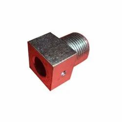 Mild Steel Precision Turned Component, For Industrial, Packaging Type: Box