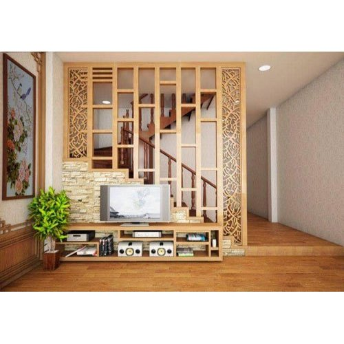 Wooden Modular Living Room Divider, Living Room Dividers