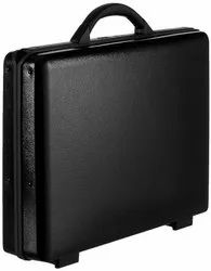 Black ABS American Tourister Status Briefcase
