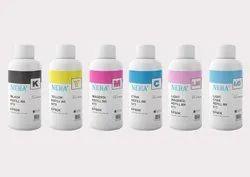 T673 Ink Epson ( C,M,Y,K,Lm,Lc ), Plastic Bottle
