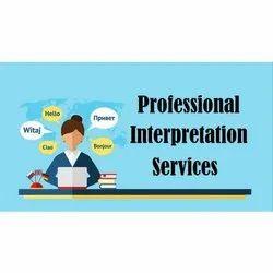 Professional Interpreting Services, Pan India