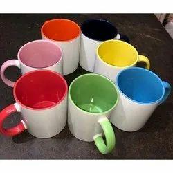 Two Tone Coffee Mug