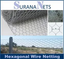 SS Silver Chicken Mesh, For Agricultural, Material Grade: SS316