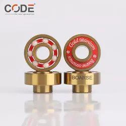 CODE (germany) Ceramic Bearing Abec-9 Abec-7 608 627 Titanium Ceramic Bearing