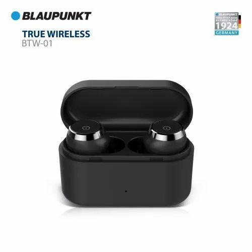 Germany\'s Blaupunkt True Wireless - BTW-01 - True Wireless HD Sound Earphones