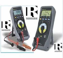 15S  Rishabh Rish Digital Multimeter